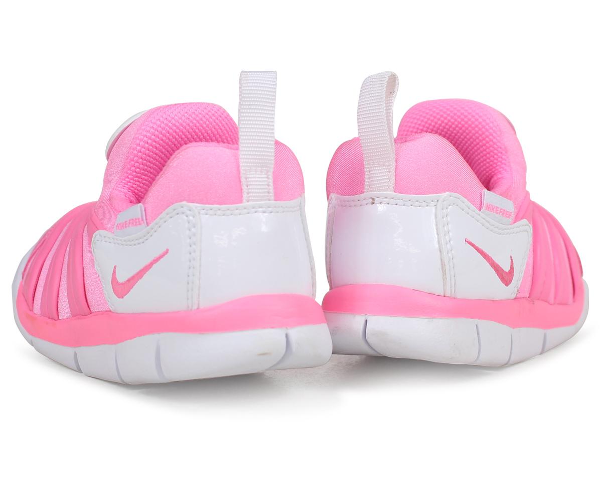 sneak online shop nike nike dynamo free baby sneakers dynamo free td 343 938 625 pink load. Black Bedroom Furniture Sets. Home Design Ideas