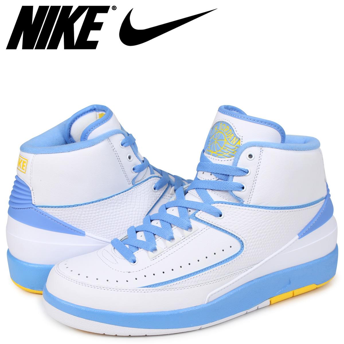 0d7badee0a68 NIKE AIR JORDAN 2 RETRO MELO Nike Air Jordan 2 sneakers nostalgic men white  385