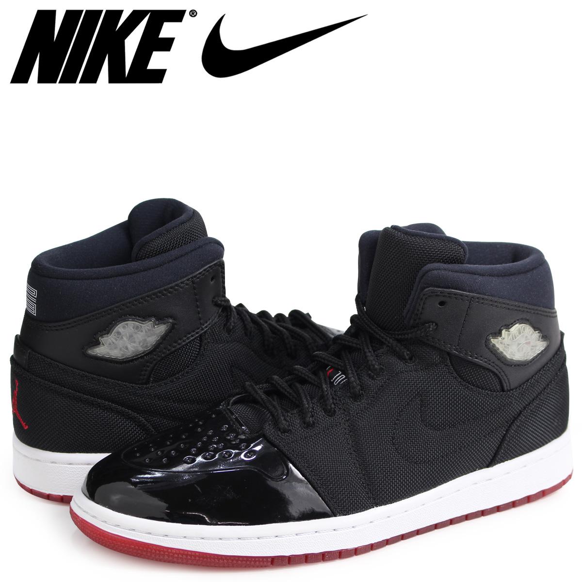 NIKE AIR JORDAN 1 RETRO 95 TXT Nike Air Jordan 1 nostalgic sneakers men black 616,369 001