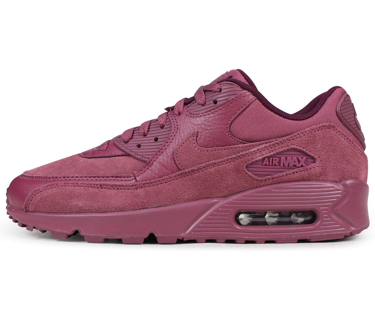 on sale b51ce 5fa7a Nike NIKE Air Max 90 sneakers men AIR MAX 90 PREMIUM 700,155-601 red