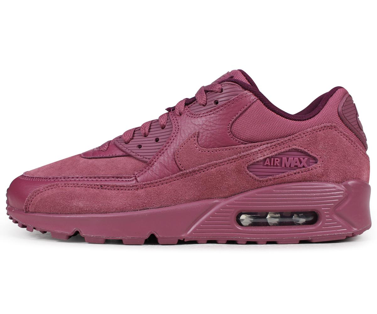 Nike NIKE Air Max 90 sneakers men AIR MAX 90 PREMIUM 700,155 601 red