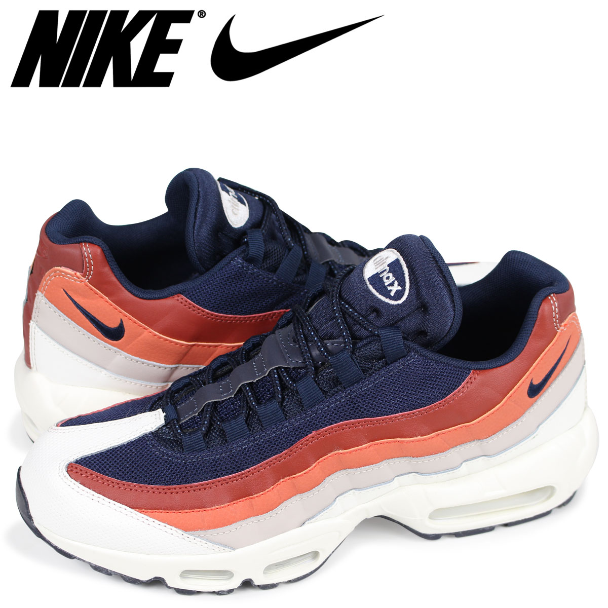 on sale 770f3 f1acb Nike NIKE Air Max 95 essential sneakers men AIR MAX 95 ESSENTIAL 749,766-108  off ...
