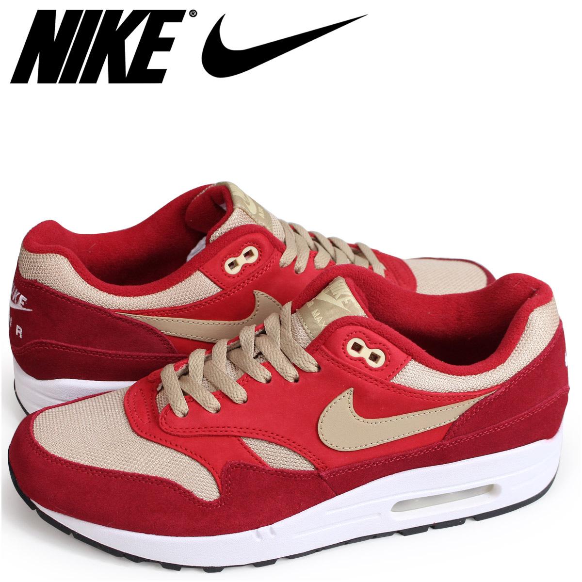 Nike SNKRS Nike Air Max 1 Premium 'Red