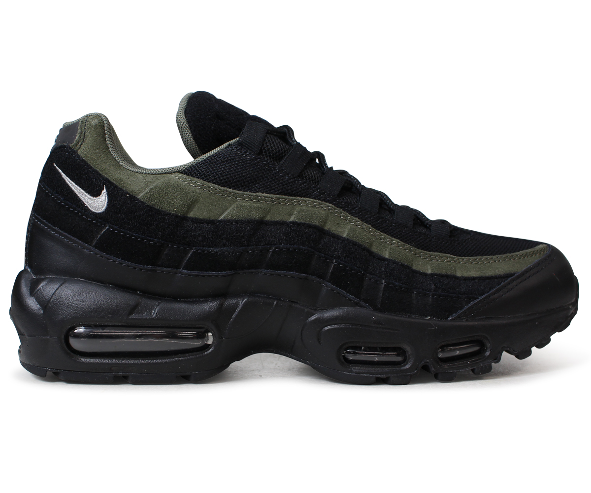 new concept 3b3e8 b4e79 ... Nike NIKE Air Max 95 sneakers men AIR MAX 95 HAL AH8444-001 black ...