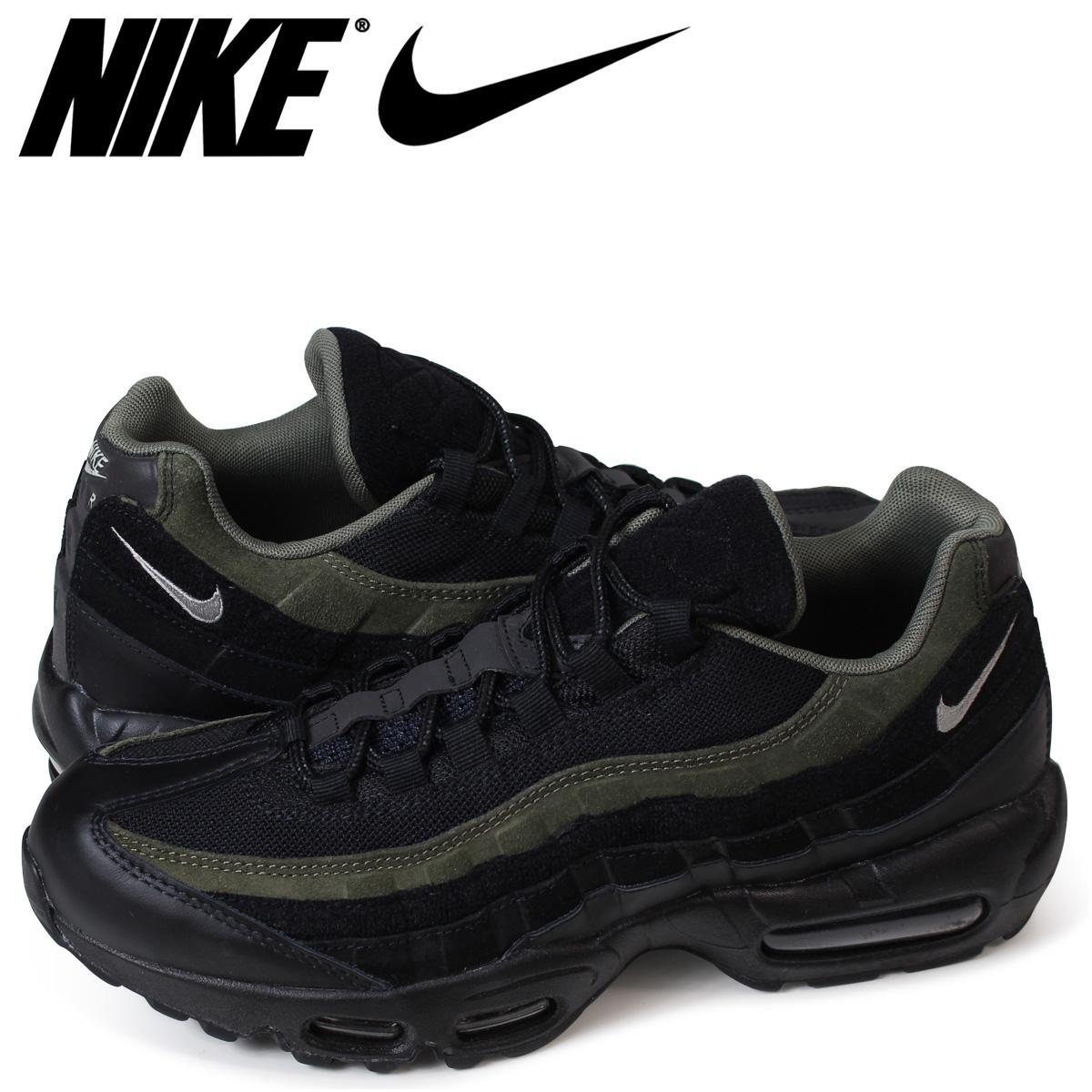 NIKE AIR MAX 95 HAL Kie Ney AMAX 95 sneakers men AH8444 001 black