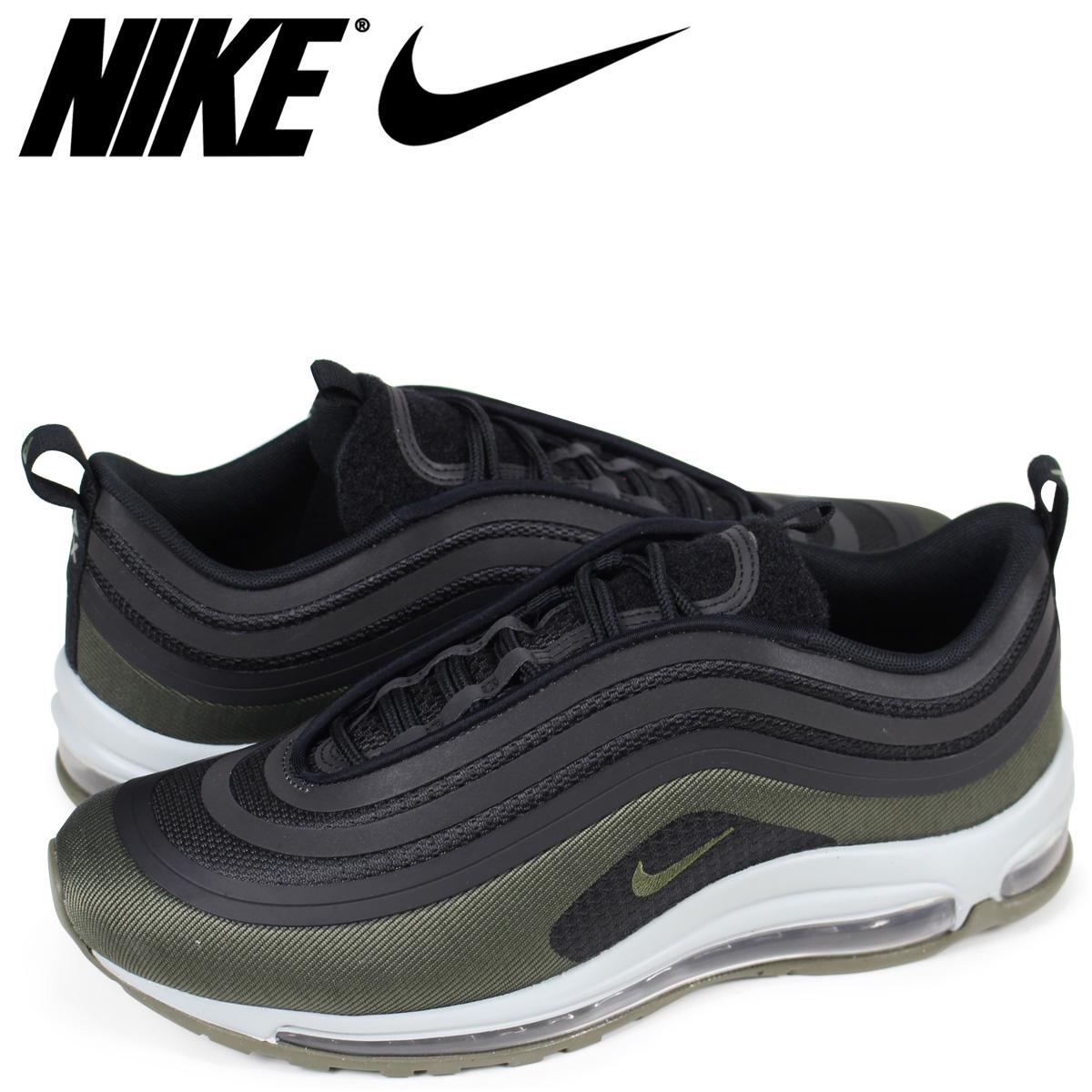 NIKE AIR MAX 97 UL 17 HAL HOT AIR PACK Kie Ney AMAX 97 sneakers men AH9945 001 black