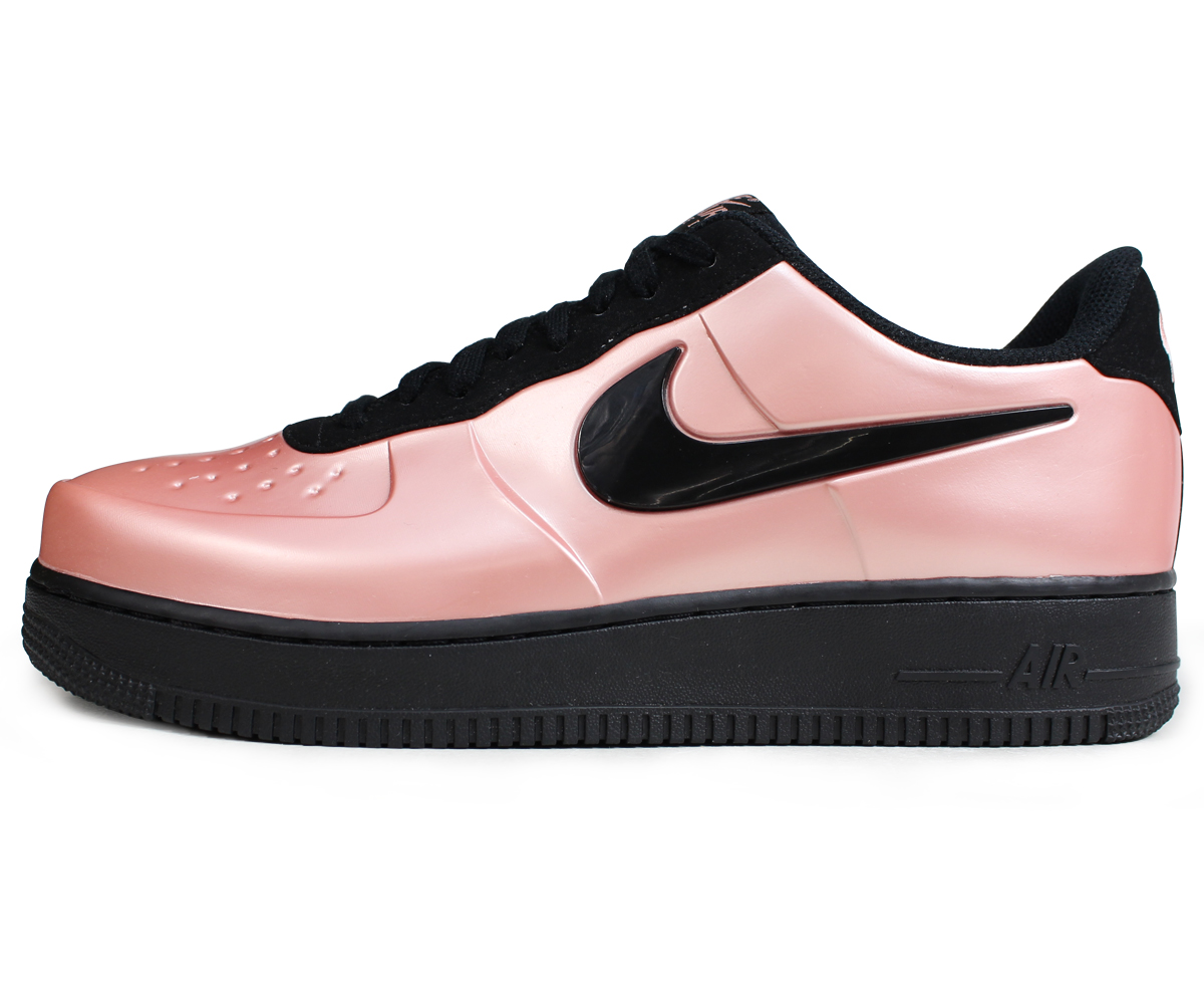 reputable site c5566 bc1d8 NIKE AIR FORCE 1 FOAMPOSITE PRO CUPSOLE Nike air force 1  フォームポジットスニーカーメンズピンク AJ3664-600