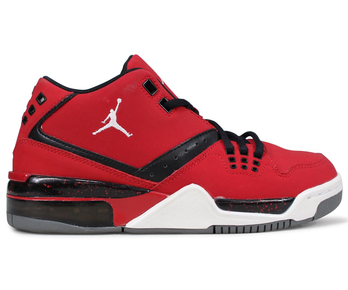 3c82ac2f99ef NIKE AIR JORDAN FLIGHT 23 BG Nike Air Jordan flight sneakers Lady s red  317