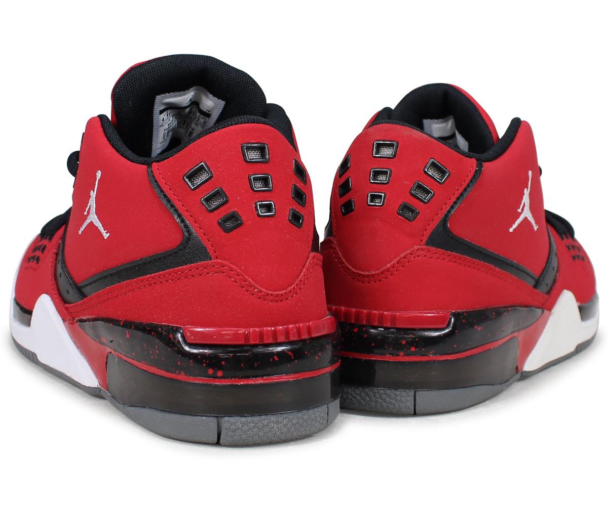 cbcdfc004b3d NIKE AIR JORDAN FLIGHT 23 BG Nike Air Jordan flight sneakers Lady s red  317