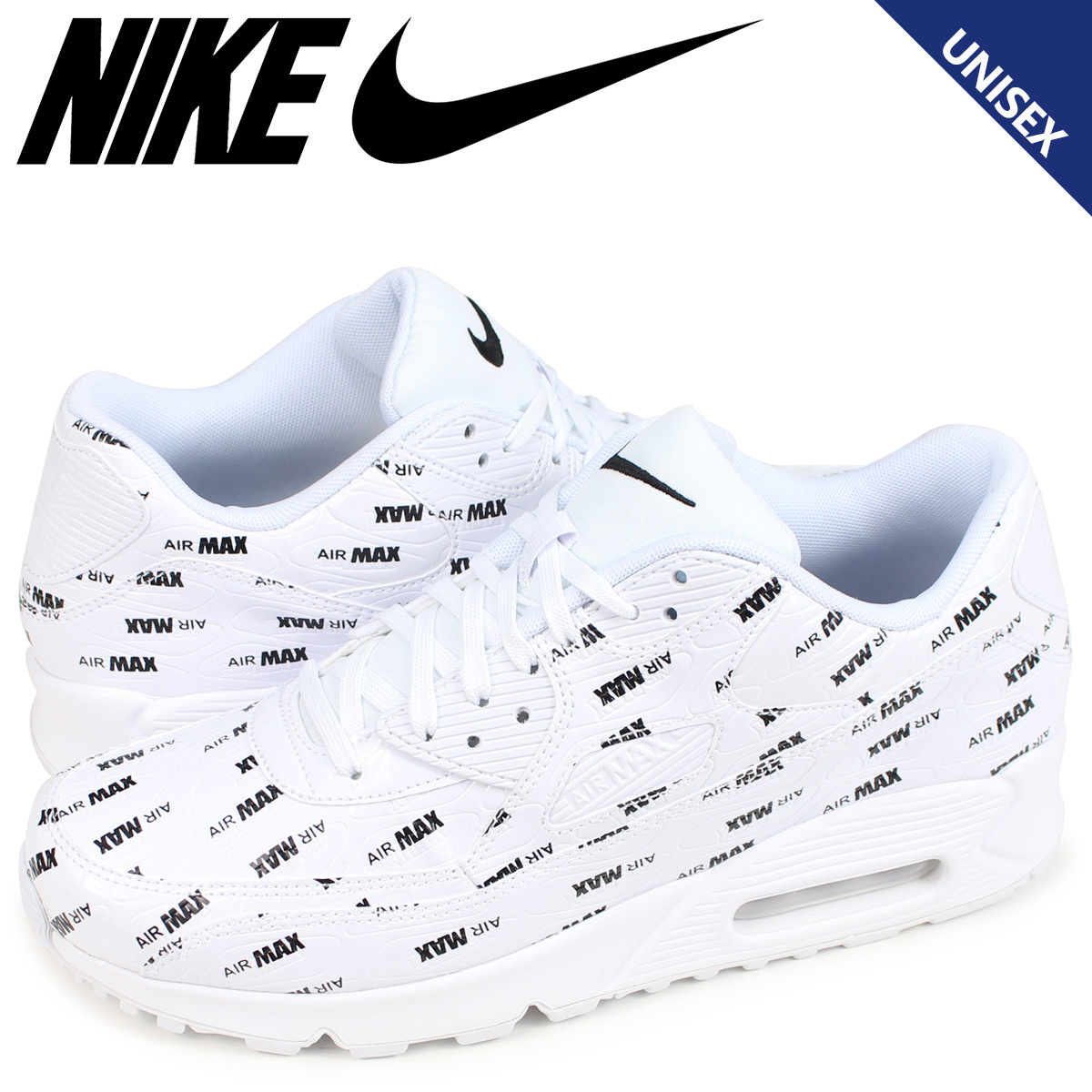 sale retailer 6d5a6 28bf7 Nike NIKE Air Max 90 sneakers men gap Dis AIR MAX 90 PREMIUM 700,155-103  white  load planned Shinnyu load in reservation product 8 18 containing