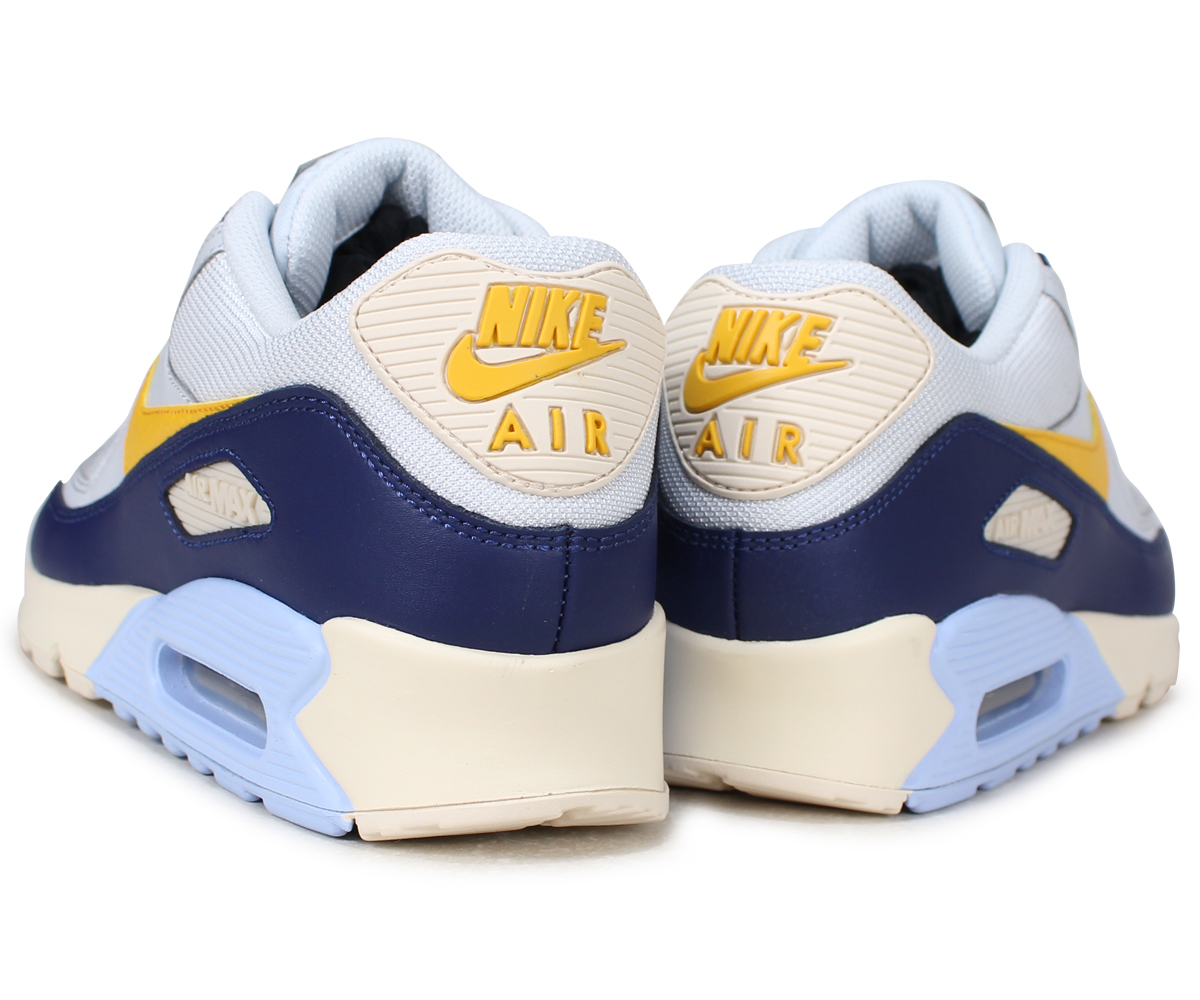 Nike NIKE Air Max 90 essential sneakers men AIR MAX 90 ESSENTIAL AJ1285 008 blue