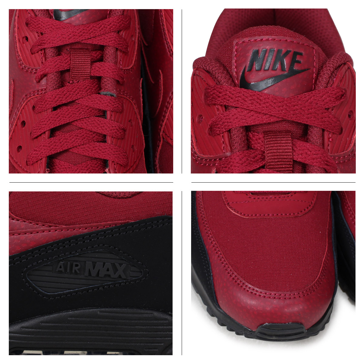 check out 16bd8 c9539 Nike NIKE Air Max 90 essential sneakers men AIR MAX 90 ESSENTIAL AJ1285-010  red
