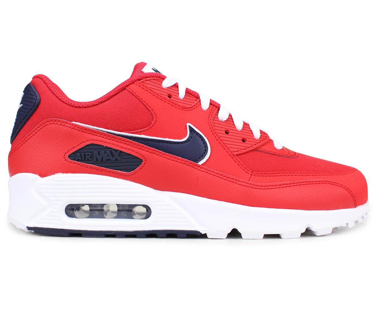 premium selection 7868f e40e6 Nike NIKE Air Max 90 essential sneakers men gap Dis AIR MAX 90 ESSENTIAL  AJ1285-601 red