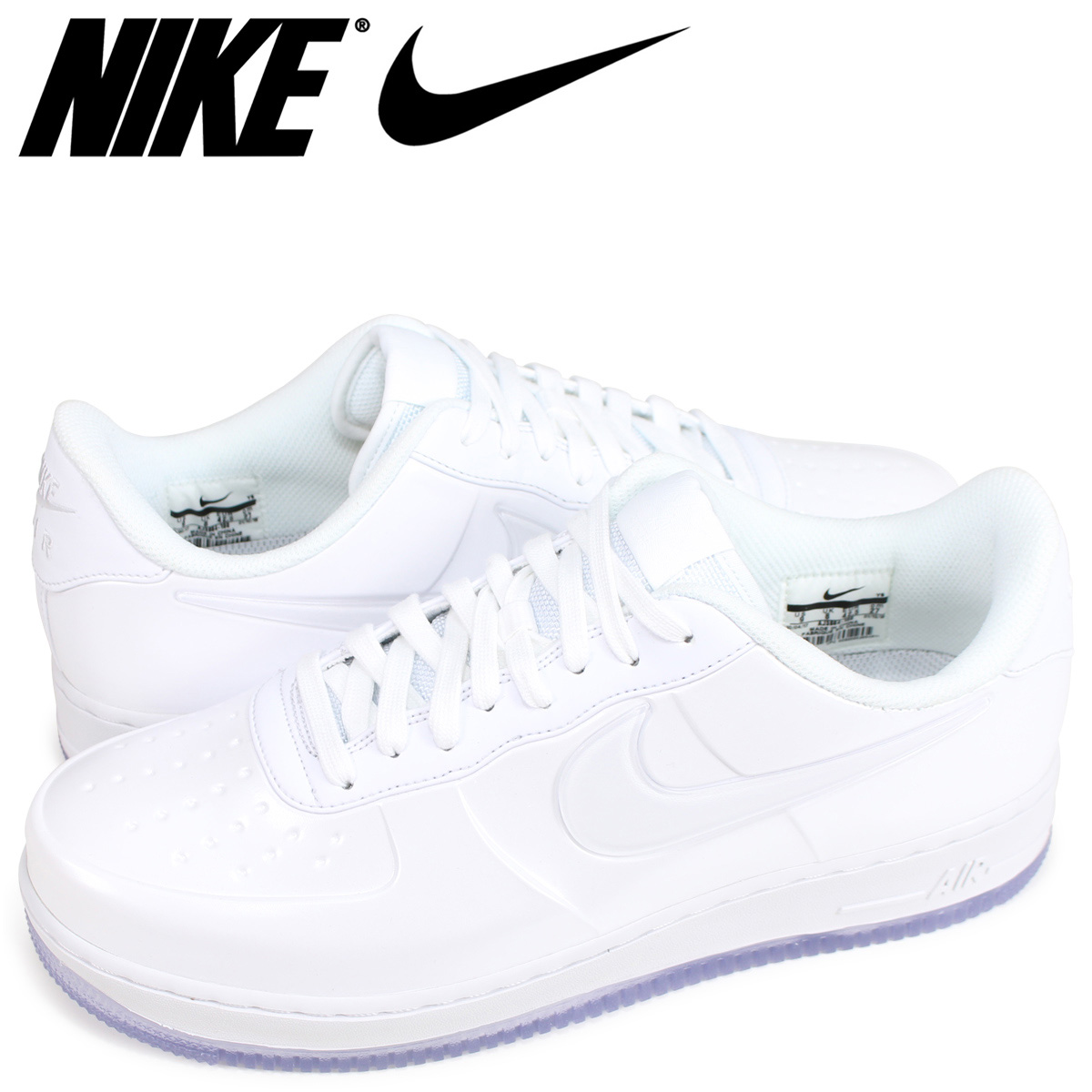 NIKE AIR FORCE 1 FOAMPOSITE PRO CUP Nike air force 1 sneakers men white AF1 AJ3664 100
