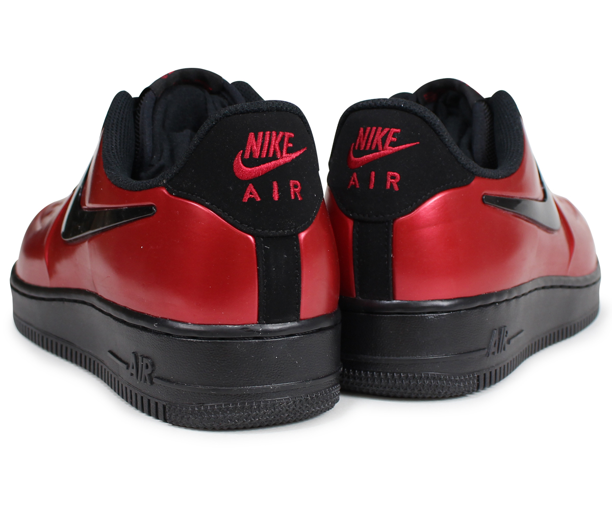 NIKE AIR FORCE 1 FOAMPOSITE PRO CUP Nike air force 1 sneakers men red AF1 AJ3664 601