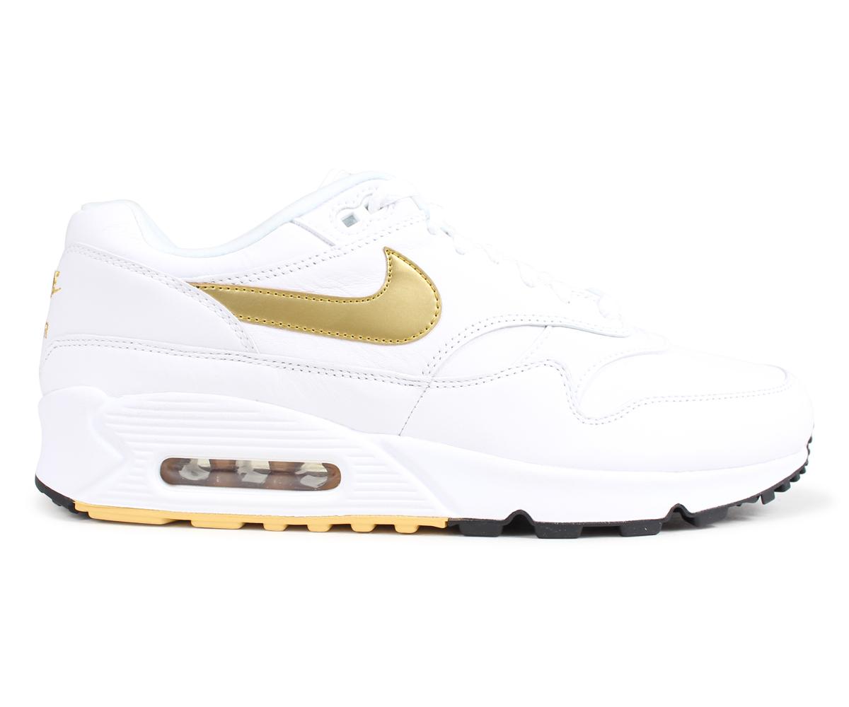 online store 82c02 69bd2 Nike NIKE Air Max 90 1 sneakers men AIR MAX 90 1 AJ7695-102 white