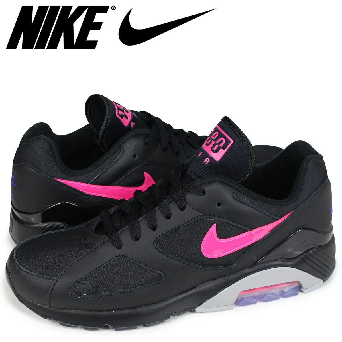 sports shoes e2376 19f9e NIKE AIR MAX 180 Kie Ney AMAX 180 sneakers men AQ9974-001 black
