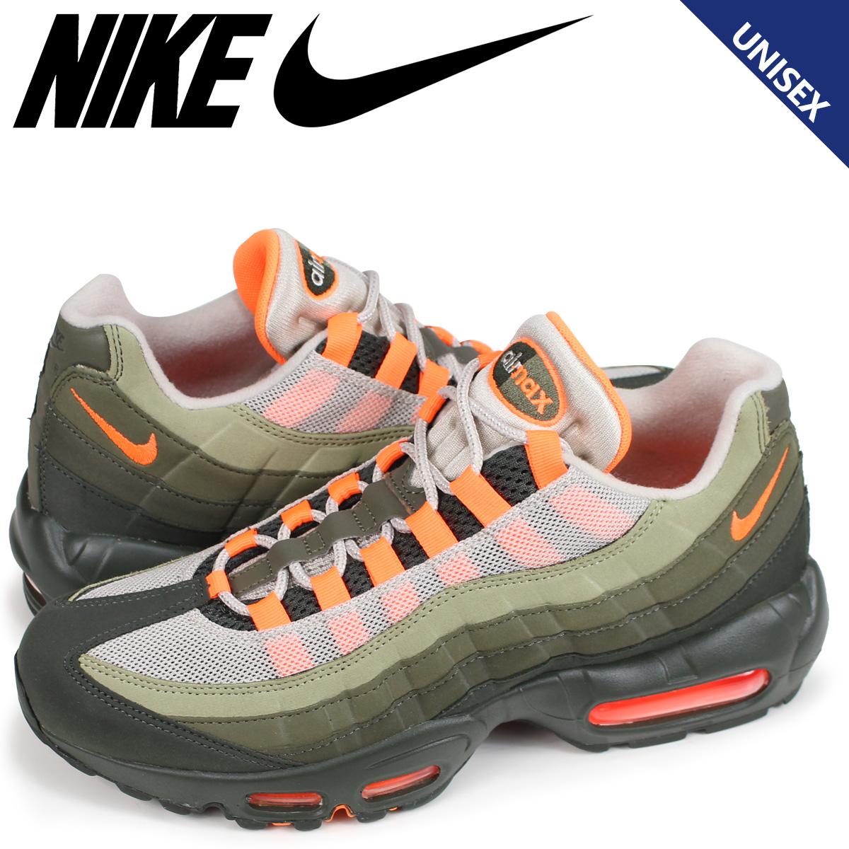 newest 3f1b2 19815 Nike NIKE Air Max 95 sneakers men gap Dis AIR MAX 95 OG AT2865-200 orange