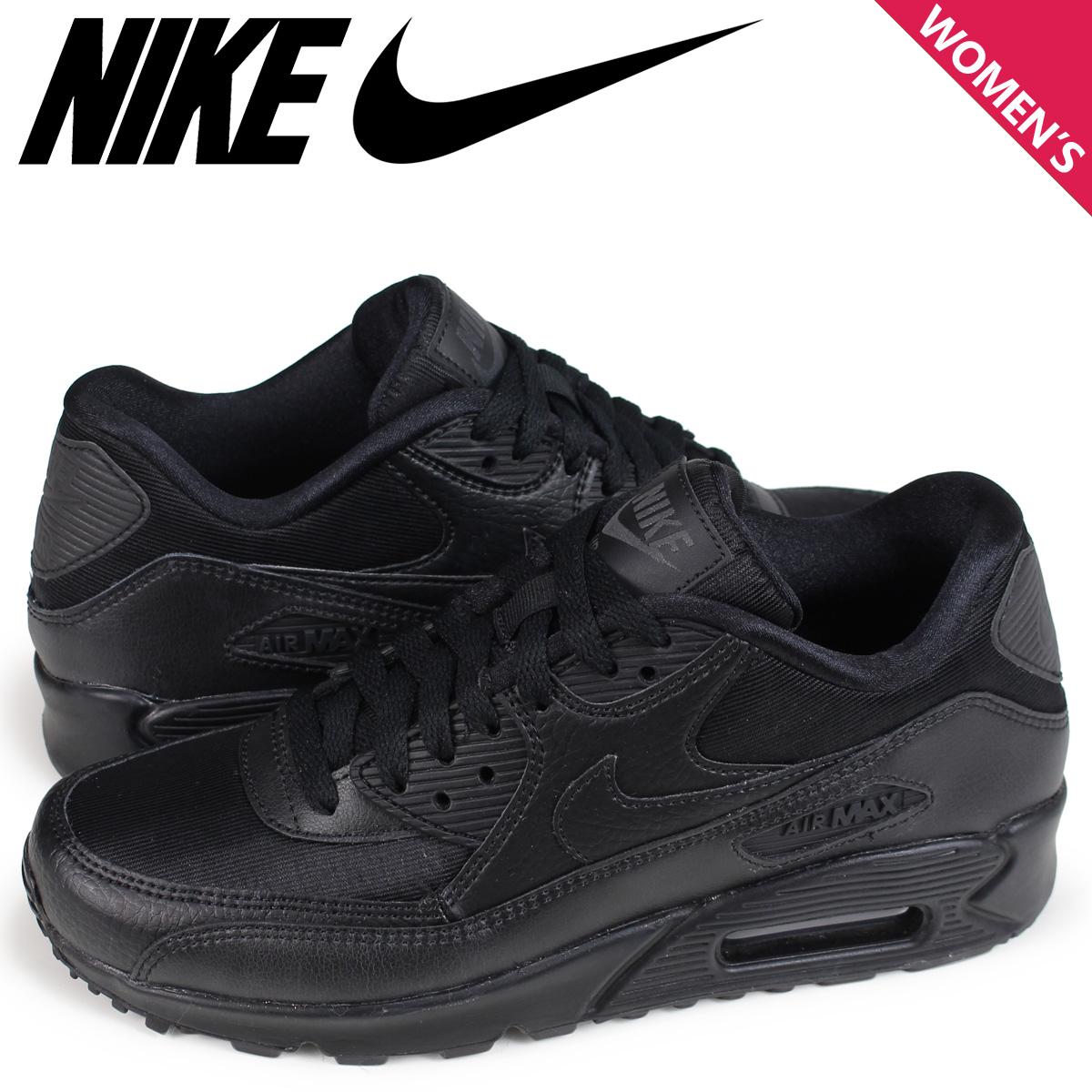 Nike NIKE Air Max 90 Lady's sneakers WMNS AIR MAX 90 325,213 057 black
