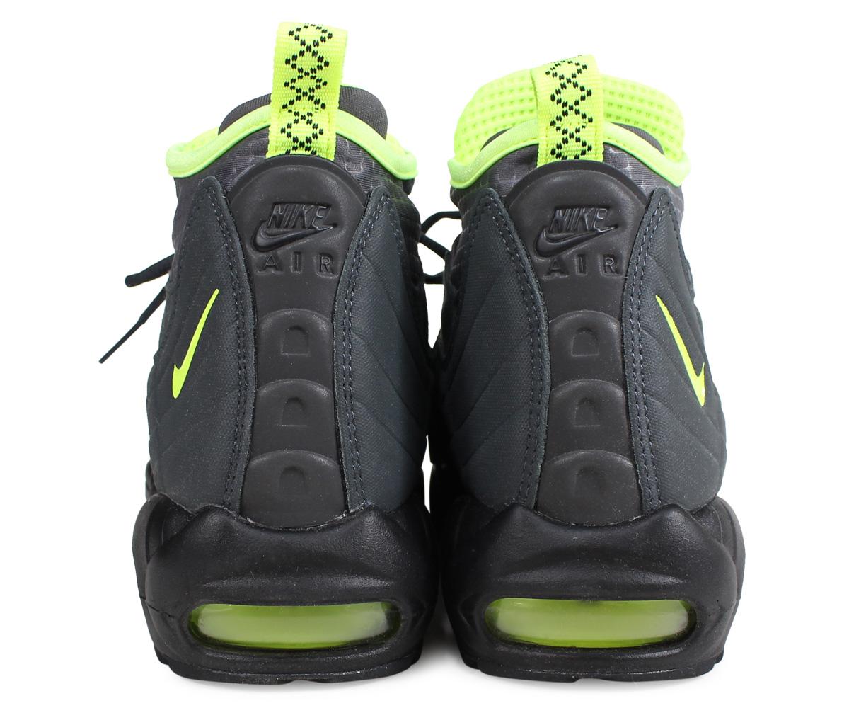 NIKE AIR MAX 95 SNEAKERBOOT Kie Ney AMAX 95 sneakers men dark gray 806,809 003