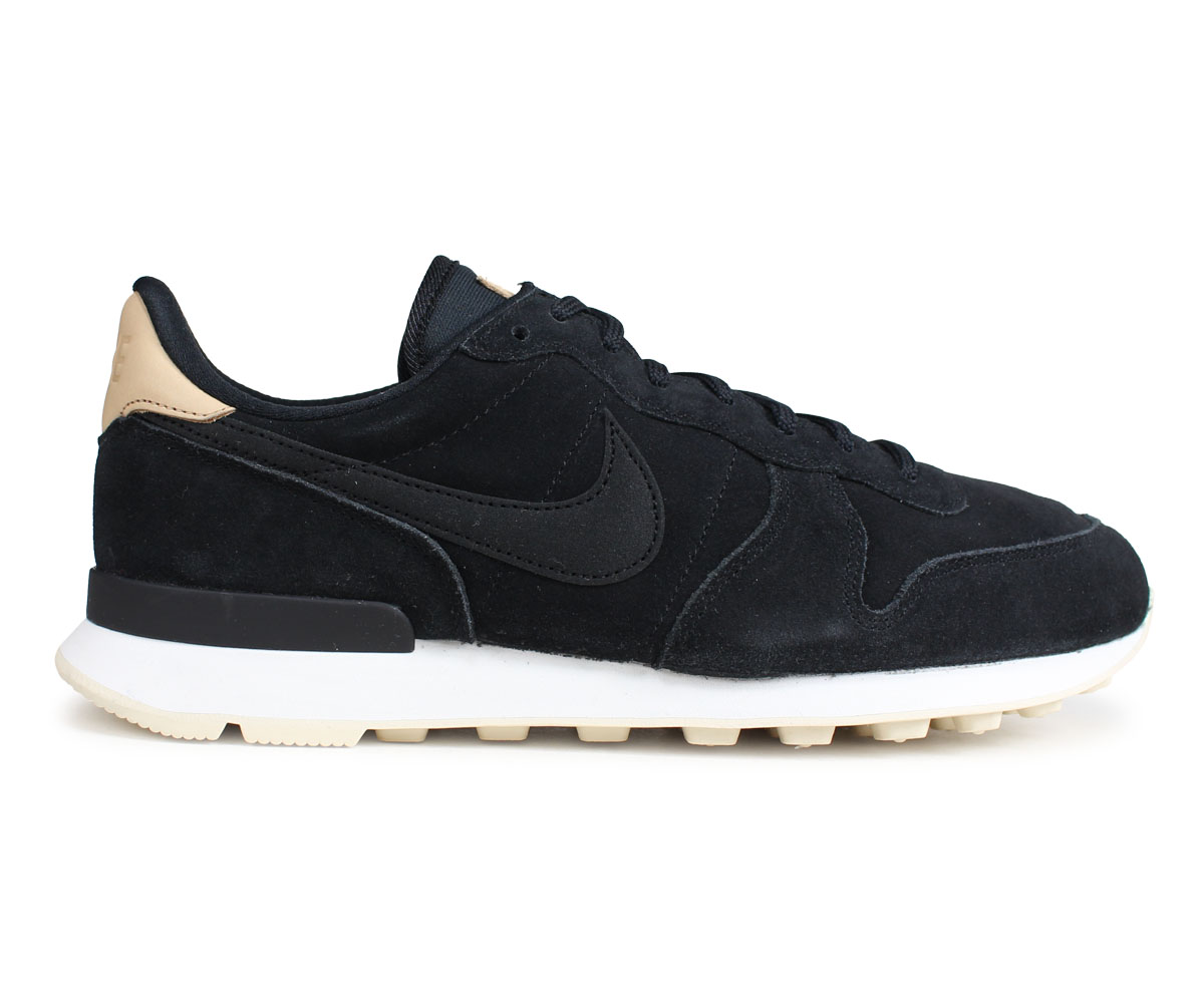 best website 8e04c b5269 NIKE WMNS INTERNATIONALIST PREMIUM Nike internationalist sneakers men black  828,404-017 215 Shinnyu load