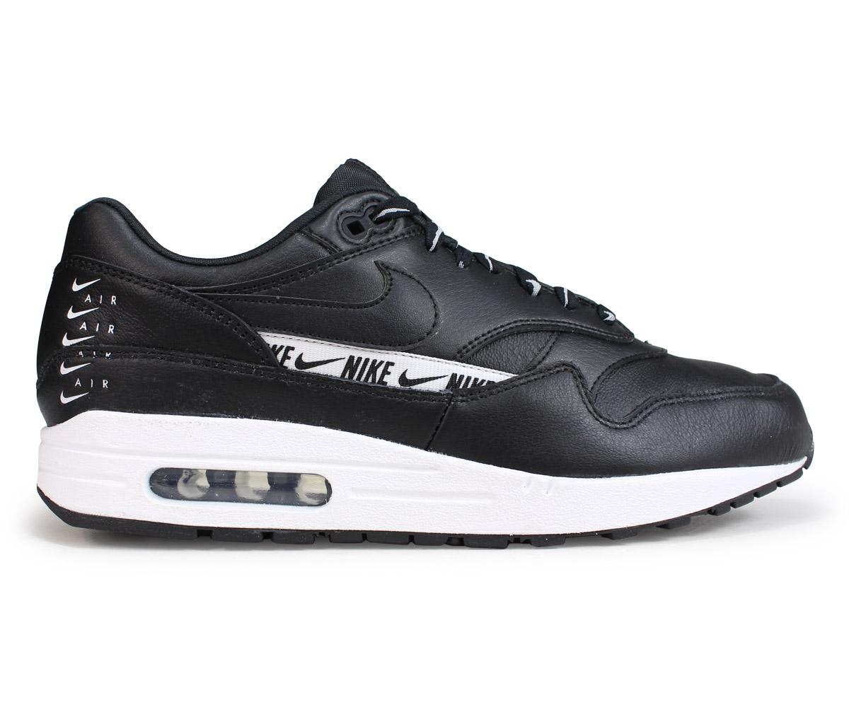 Nike NIKE Air Max 1 sneakers men WMNS AIR MAX 1 SE 881,101 005 black