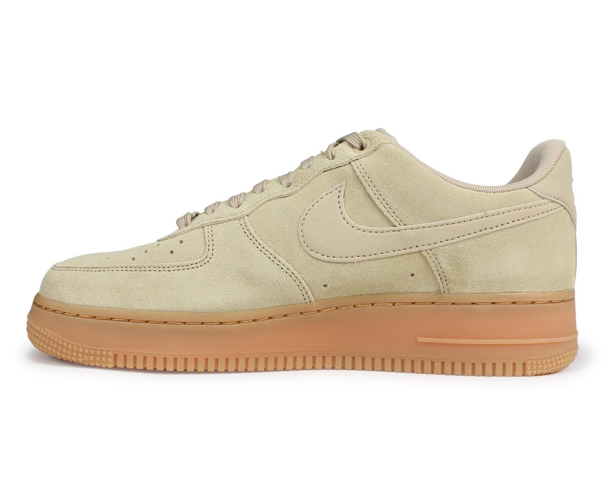 Nike NIKE air force 1 sneakers men AIR FORCE 1 07 LV8 SUEDE AA1117 200 beige