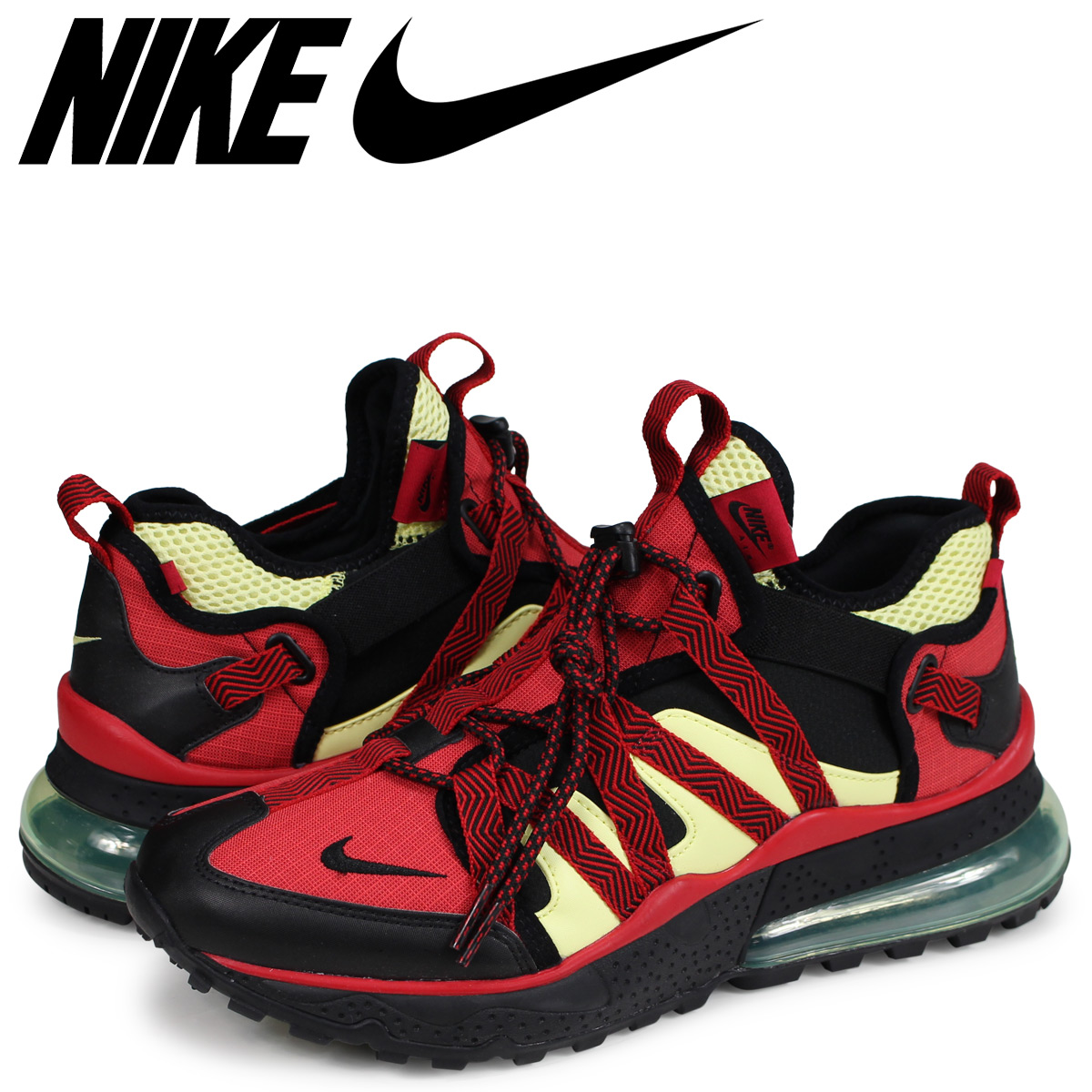 new product 11177 be52b NIKE AIR MAX 270 BOWFIN Kie Ney AMAX 270 sneakers men red AJ7200-003