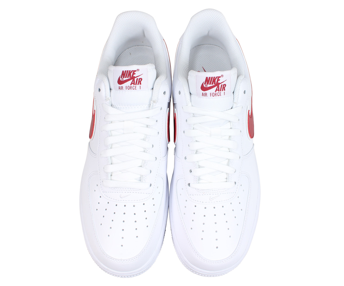 hot sale online 9b956 2a611 NIKE AIR FORCE 1 07 3 Nike air force 1 sneakers men white AO2423-102