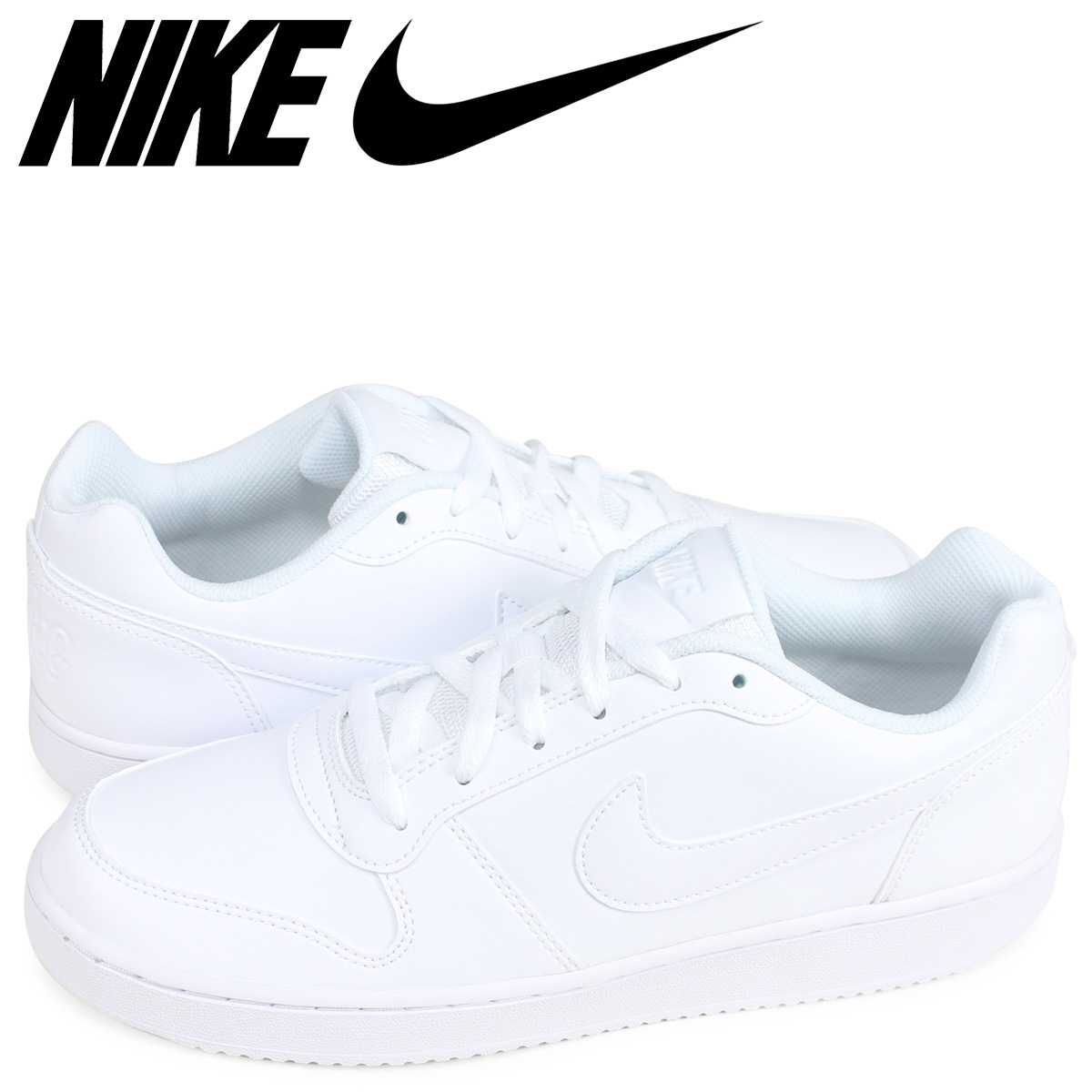 NIKE EBERNON LOW SL Kie Ney Banon sneakers men white AQ1776 100