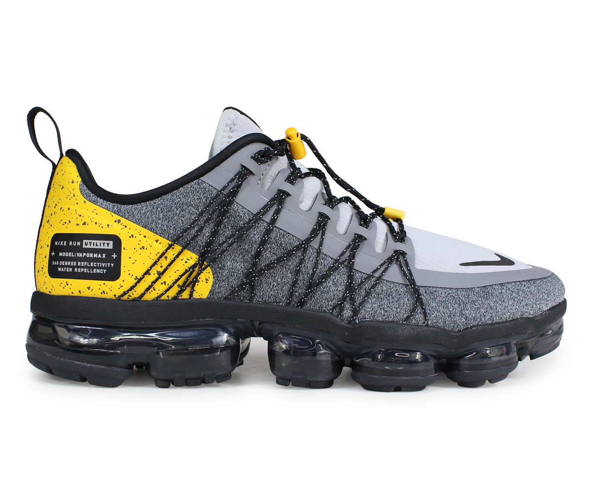 3f3f2b2af0 ... NIKE AIR VAPORMAX RUN UTILITY Nike air vapor max sneakers men gray  AQ8810-010 ...