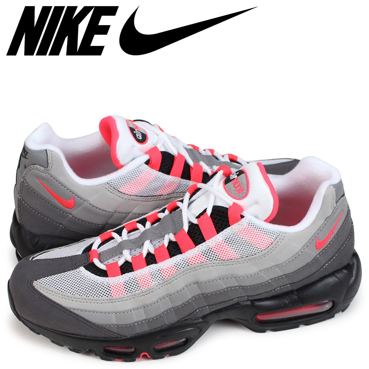 Nike Air Max 95 OG Sneakers in zwart AT2865 100