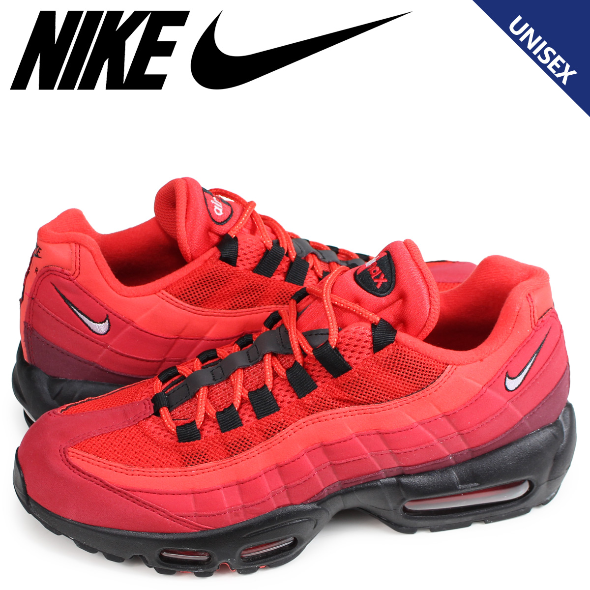 best service 63596 fe174 NIKE AIR MAX 95 OG Kie Ney AMAX 95 sneakers men gap Dis red AT2865- ...