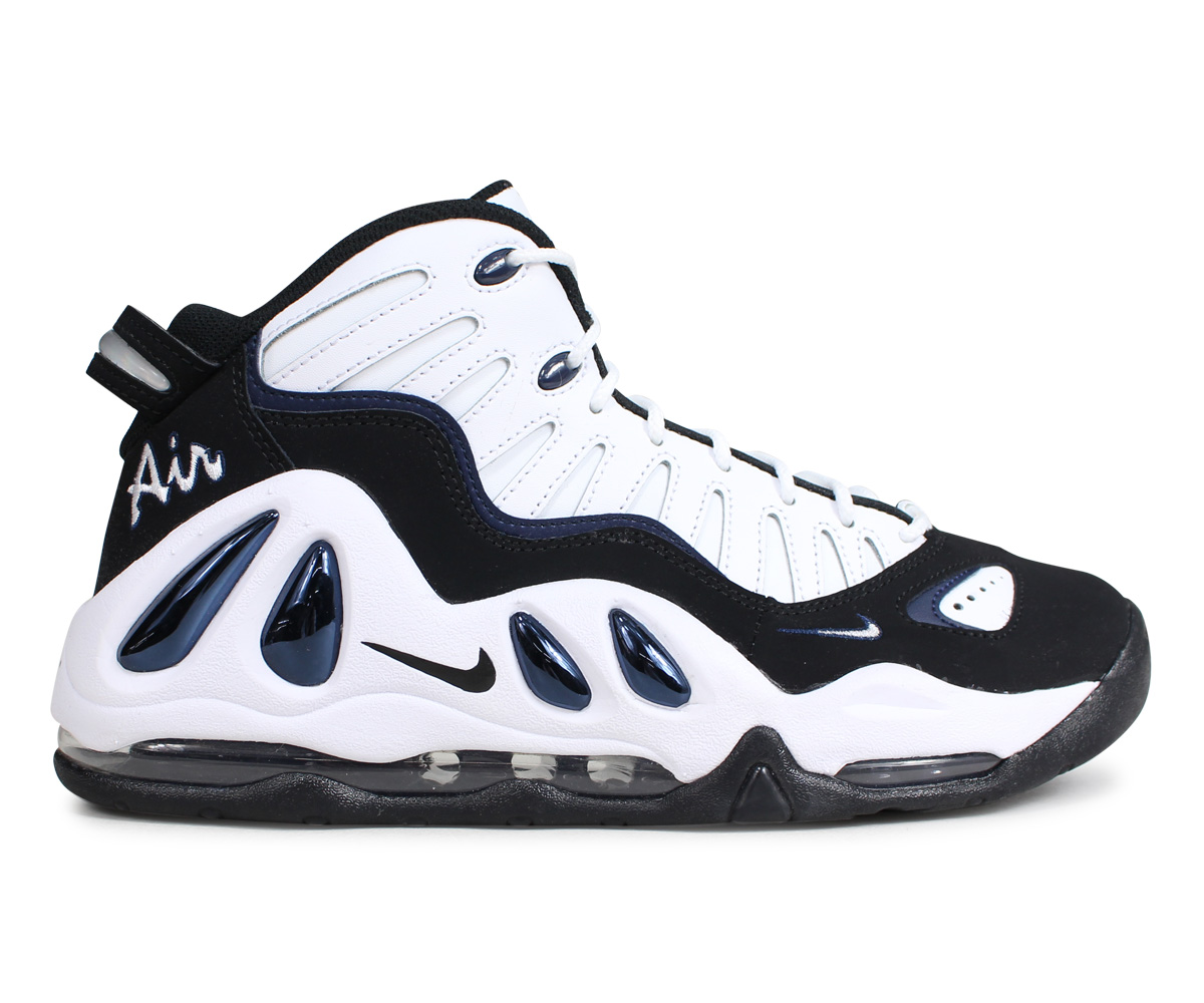 NIKE AIR MAX UPTEMPO 97 Kie Ney AMAX up tempo 97 sneakers men white white 399,207 101 [the 725 additional arrival]