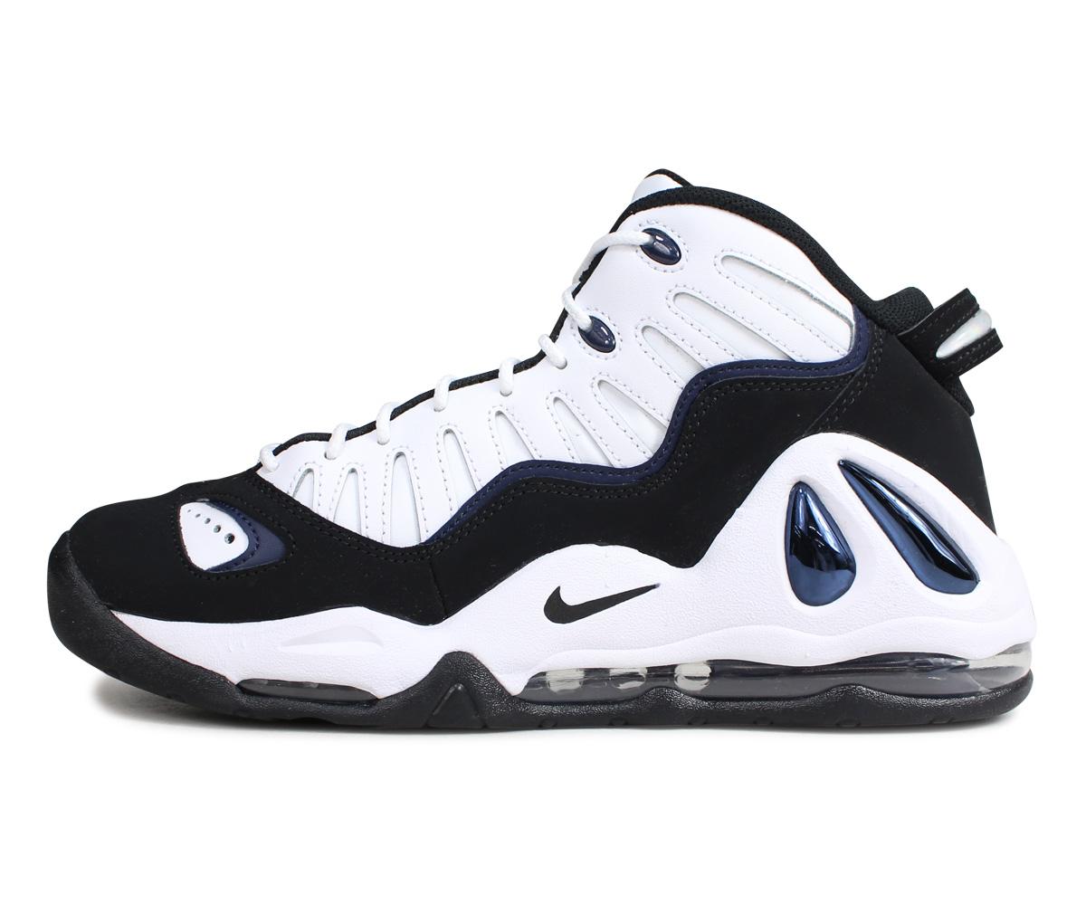 NIKE AIR MAX UPTEMPO 97 Kie Ney AMAX up tempo 97 sneakers men white white 399,207 101