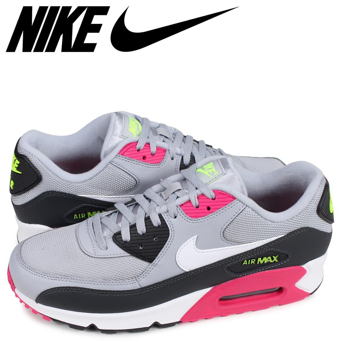 Nike Air Max 90 Essential Men/'s Size 13 Grey Gray Shoes AJ1285-020 New