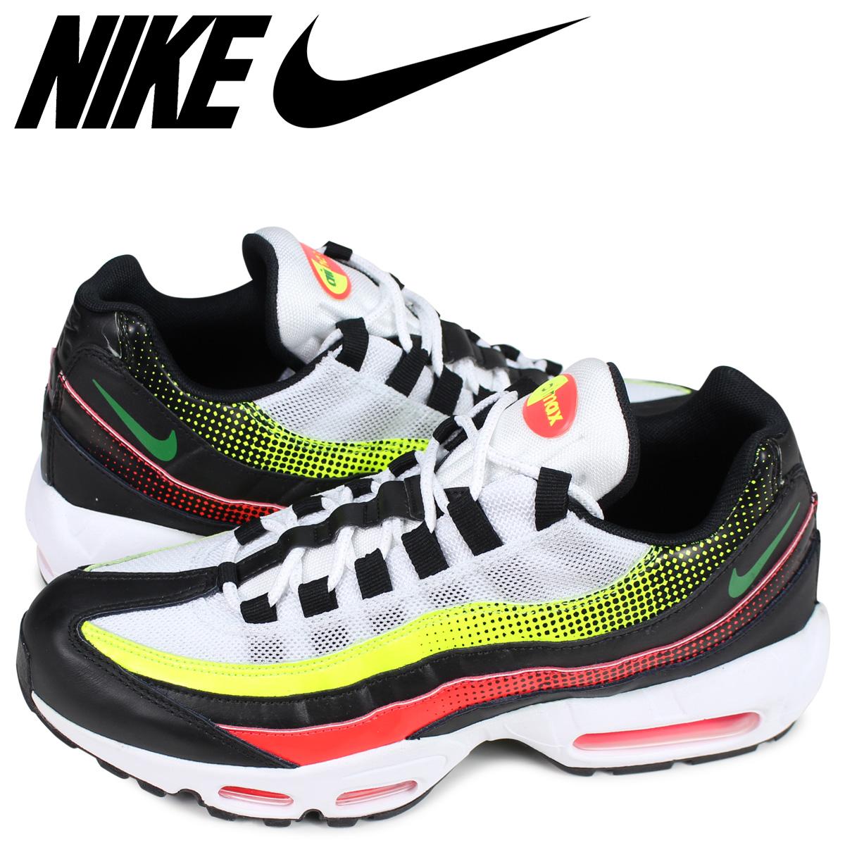 best cheap f4e28 56b03 NIKE AIR MAX 95 SE Kie Ney AMAX 95 sneakers men black black AJ2018-004  4 19  Shinnyu load