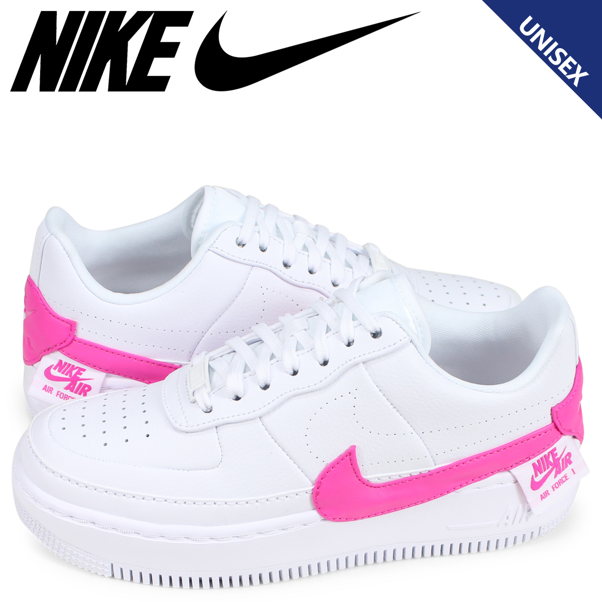 NIKE WMNS AIR FORCE 1 JESTER XX Nike air force 1 sneakers men gap Dis white white AO1220 105