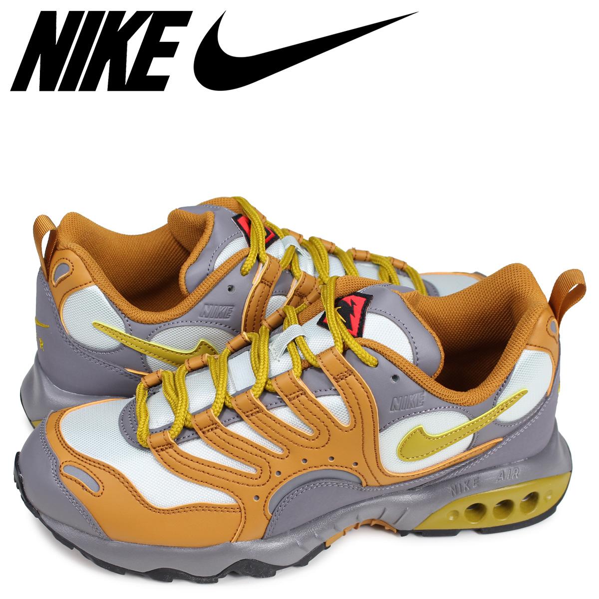 【お買い物マラソンSALE】 NIKE AIR TERRA HUMARA 18 ナイキ エア テラ フマラ 18 スニーカー メンズ グレー AO1545-700