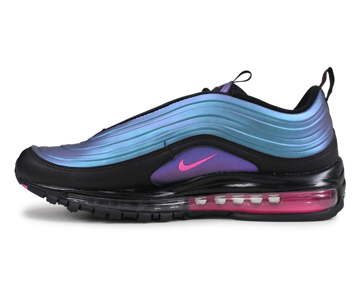 Nike Air Max 97 OG BG AV4149 001 Triple Black
