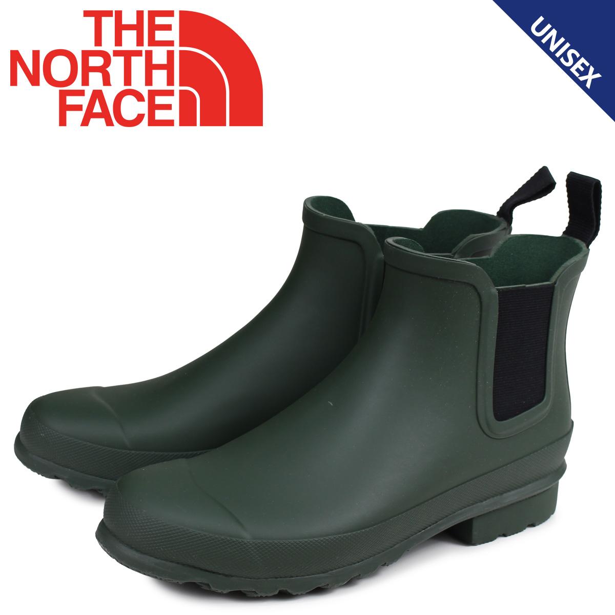 ノースフェイス THE NORTH FACE トラバース ブーツ レインブーツ メンズ レディース TRAVERSE RAIN BOOTS SIDE GORE カーキ NF51751