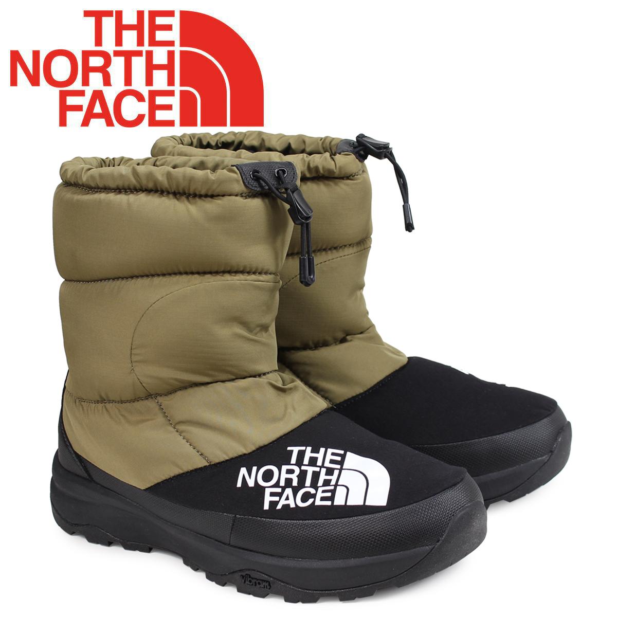 ノースフェイス THE NORTH THE FACE ヌプシダウンブーティ ブーツ メンズ NUPTSE NORTH DOWN NF51877 BOOTIE カーキ NF51877, 龍ケ崎市:8be71a3e --- 2017.goldenesbrett.at