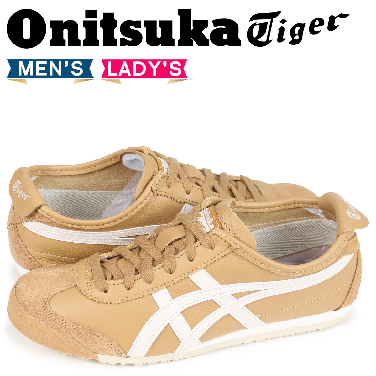 huge discount 2db5d 906df Onitsuka tiger Onitsuka Tiger Mexico 66 sneakers men gap Dis MEXICO 66  1183A201-200 brown beige