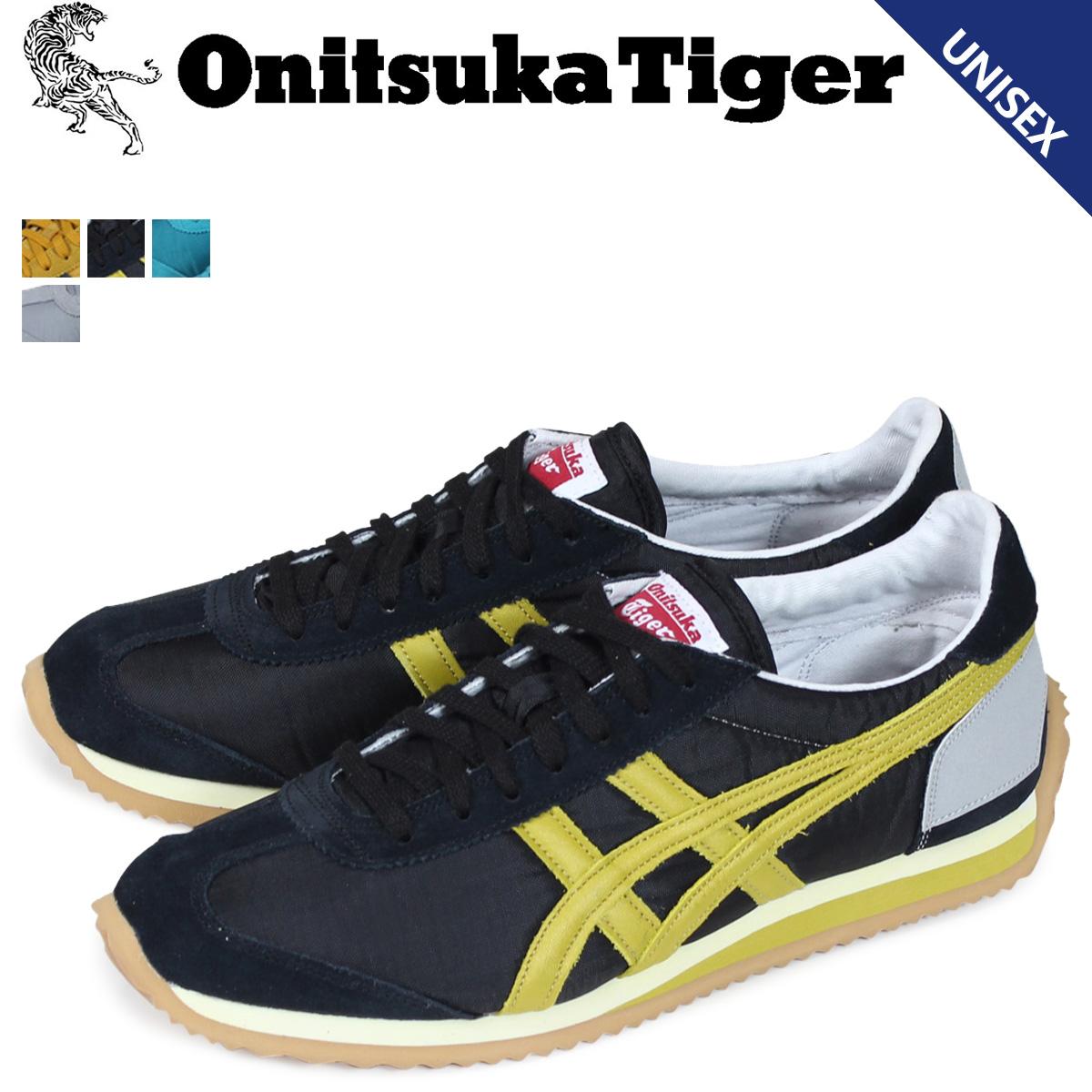 オニツカタイガー カリフォルニア Onitsuka Tiger asics メンズ レディース スニーカー アシックス CALIFORNIA 78 VIN TH110N 3195 8358 9096 9696