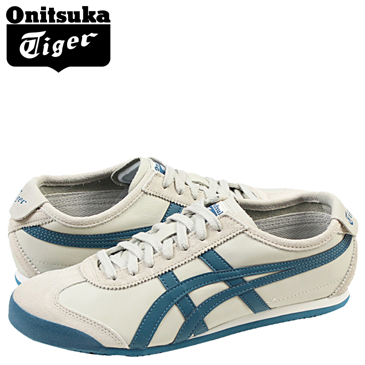 competitive price 779f1 03313 Onitsuka tiger Onitsuka Tiger MEXICO 66 sneakers Mexico 66 leather  TH4J2L-0256 off-white men gap Dis