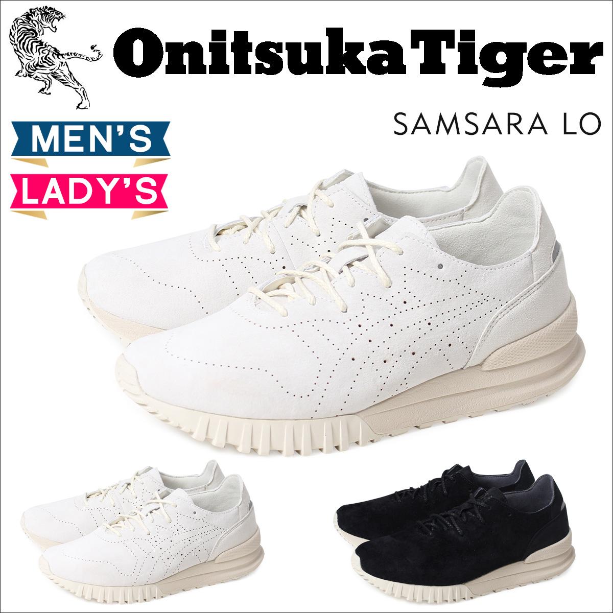 Onitsuka tiger Sam Sarah Onitsuka Tiger SAMSARA LO men gap Dis sneakers TH714L 0000 9090 shoes [2/24 Shinnyu load]