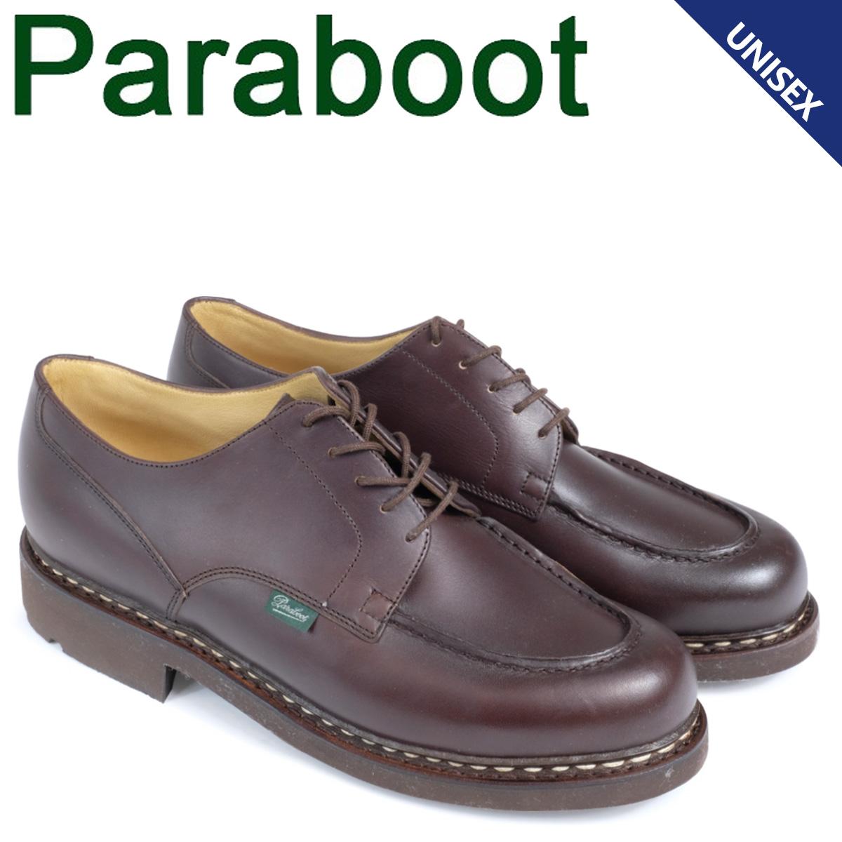 パラブーツ PARABOOT シャンボード CHAMBORD シューズ チロリアンシューズ 710707 メンズ レディース ブラウン [3/5 追加入荷]