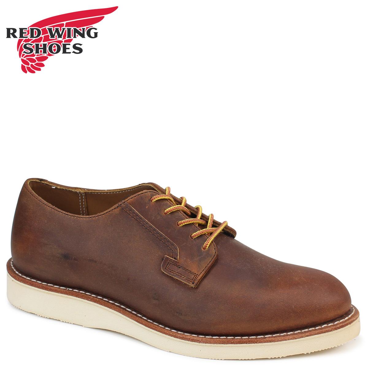 レッドウィング RED WING ポストマン ブーツ オックスフォード 3107 POSTMAN OXFORD Dワイズ メンズ
