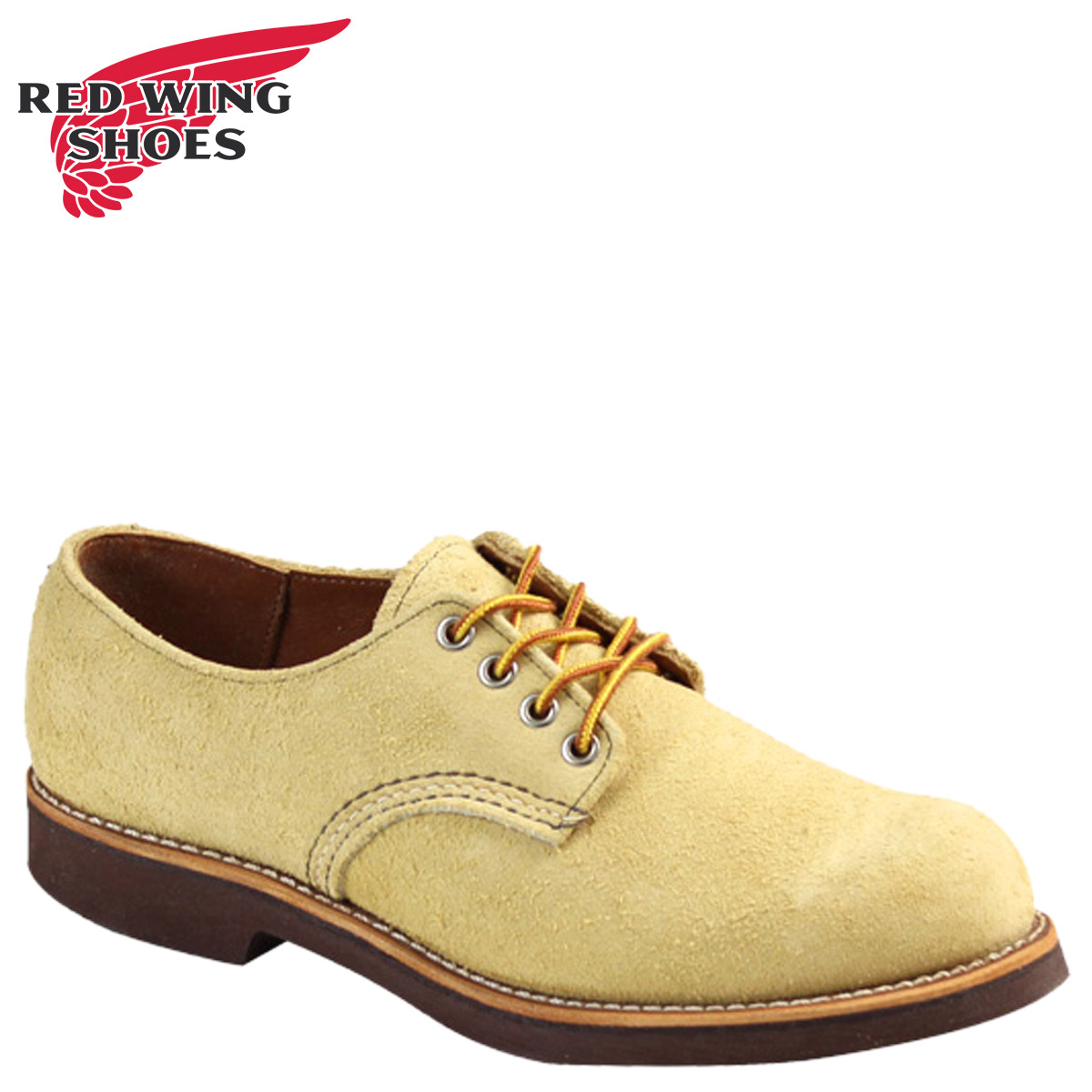 Redwing RED WING Oxford 8057 [Hawthorne] Oxford D wise roughout men's shoes Shoes Made in USA Red Wing [12 / 28 Add restock] [regular]