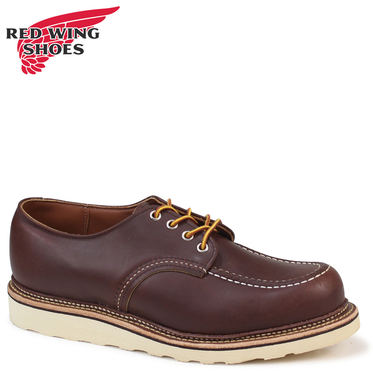 SneaK Online Shop | Rakuten Global Market: Redwing RED WING boots Oxford 8109 Moc Toe Work Oxford D wise leather mens Made in USA Red Wing